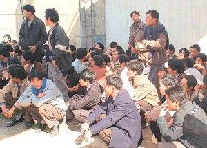 العمال الصينيين