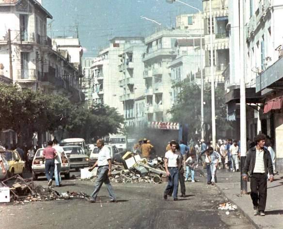 )صورة)أحداث أكتوبر 1988